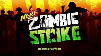 Nerf Zombie Strike Crossfire Bow TV Spot - Thumbnail 10