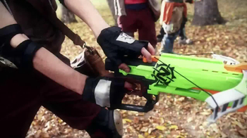 Nerf Zombie Strike Crossfire Bow TV Spot - Thumbnail 5