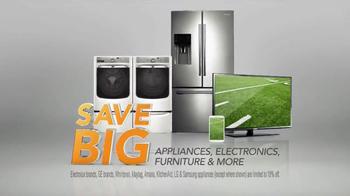 h.h. gregg End of Season Savings TV Spot - Thumbnail 3