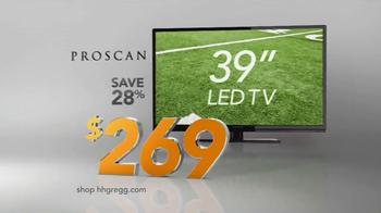 h.h. gregg End of Season Savings TV Spot - Thumbnail 4