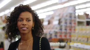 BlackPeopleMeet.com TV Spot, \'Grocery Girl\'