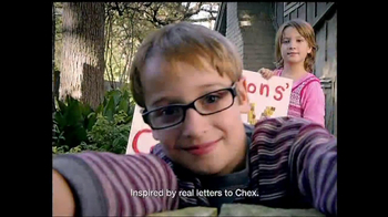 Chex Cereal TV Spot, 'The Pearsons' - Thumbnail 1