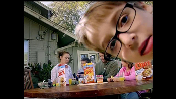 Chex Cereal TV Spot, 'The Pearsons' - Thumbnail 10