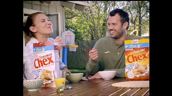 Chex Cereal TV Spot, 'The Pearsons' - Thumbnail 9