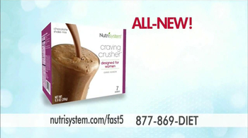 Nutrisystem Fast 5 TV Spot, 'First Five'  Featuring Marie Osmond - Thumbnail 7