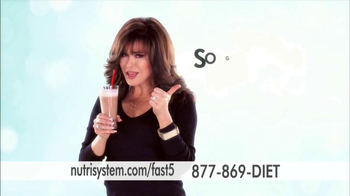 Nutrisystem Fast 5 TV Spot, 'First Five'  Featuring Marie Osmond - Thumbnail 8