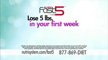 Nutrisystem Fast 5 TV Spot, 'First Five'  Featuring Marie Osmond - Thumbnail 9