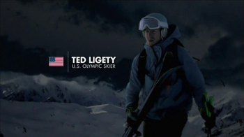 Vicks NyQuil TV Spot Featuring Ted Ligety - Thumbnail 2