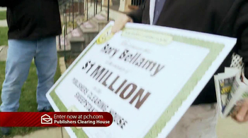 Publishers Clearing House TV Spot, 'Million a Year' - Thumbnail 2