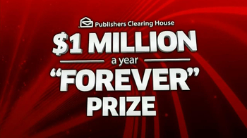 Publishers Clearing House TV Spot, 'Million a Year' - Thumbnail 5