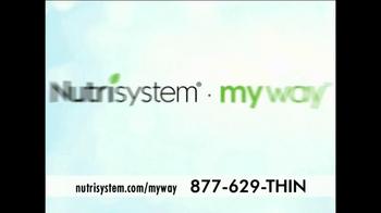 Nutrisystem My Way TV Spot, 'Fast 5 Free' Ft Marie Osmond - Thumbnail 1