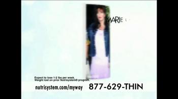 Nutrisystem My Way TV Spot, 'Fast 5 Free' Ft Marie Osmond - Thumbnail 2