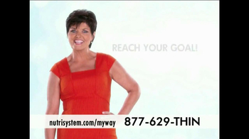 Nutrisystem My Way TV Spot, 'Fast 5 Free' Ft Marie Osmond - Thumbnail 3