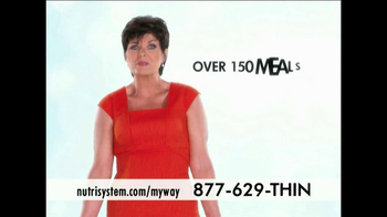 Nutrisystem My Way TV Spot, 'Fast 5 Free' Ft Marie Osmond - Thumbnail 7
