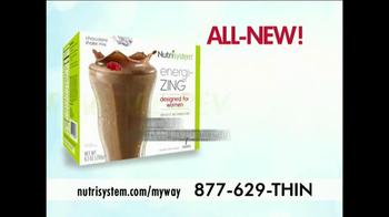 Nutrisystem My Way TV Spot, 'Fast 5 Free' Ft Marie Osmond - Thumbnail 9