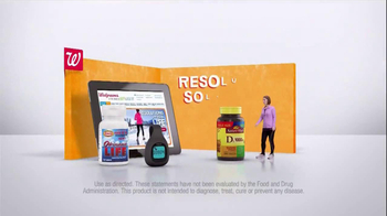 Walgreens TV Spot, 'New New Year's Resolution' - Thumbnail 8