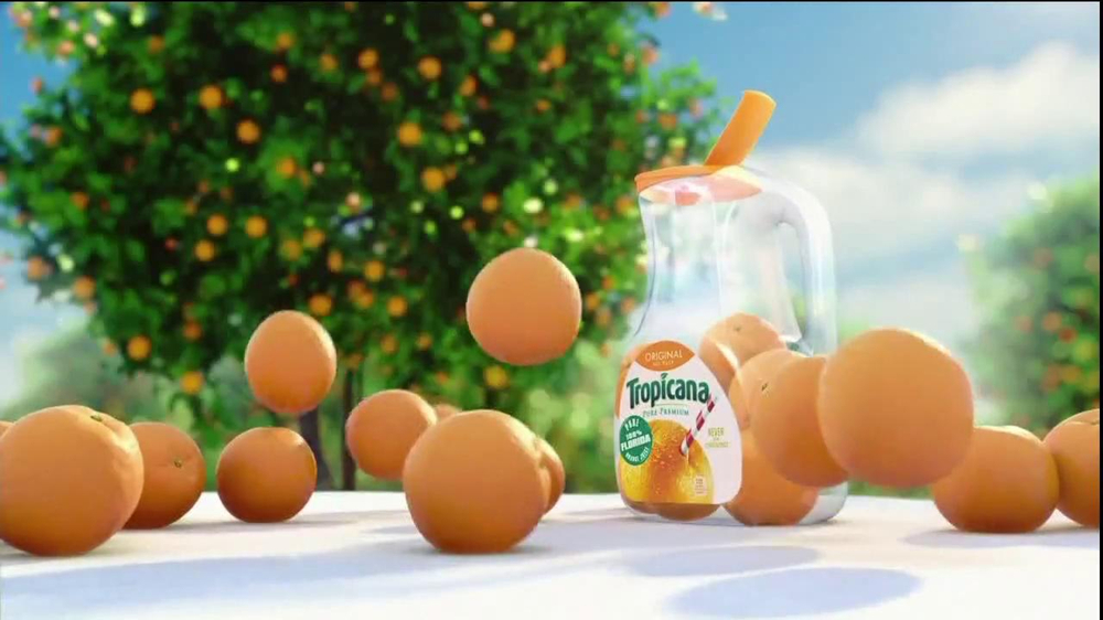 Tropicana TV Commercial, 'Good Morning' - Video