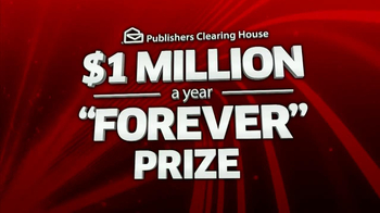 Publishers Clearing House TV Spot, 'Win Forever' - Thumbnail 4