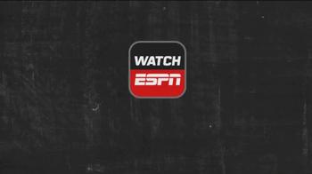 Watch ESPN App TV Spot, 'Bowl Games' - Thumbnail 10