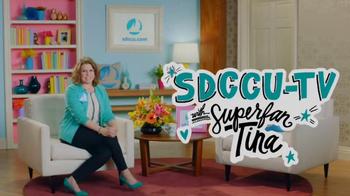 San Diego County Credit Union (SDCCU) TV Spot, 'Mega Bank' - Thumbnail 1