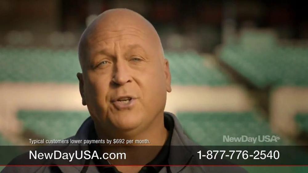 New Day USA TV Commercial Featuring Cal Ripken, Jr.
