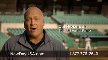 New Day USA TV Spot Featuring Cal Ripken, Jr. - Thumbnail 1