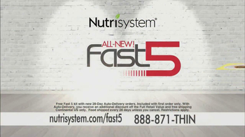 Nutrisystem Fast 5 TV Spot Featuring Melissa Joan Hart - 179 commercial airings
