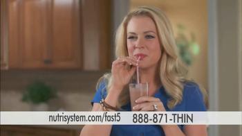 Nutrisystem Fast 5 TV Spot Featuring Melissa Joan Hart - Thumbnail 9