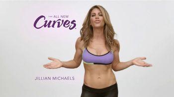 Curves TV Spot Featuring Jillian Michaels