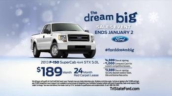 Ford Dream Big Sales Event TV Spot, 'Showroom' - Thumbnail 8