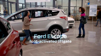 Ford Dream Big Sales Event TV Spot, 'Showroom' - Thumbnail 5