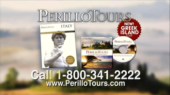 Perillo Tours TV Spot, 'Greek Island Tour' - Thumbnail 9