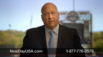New Day USA TV Spot, 'Payment Reduction' Featuring Cal Ripkin Jr.