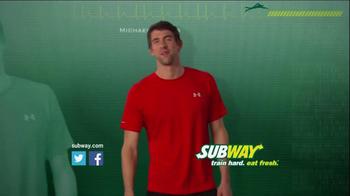 Subway TV Spot, 'Olympians' - Thumbnail 10
