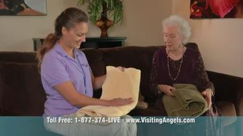 Visiting Angels TV Spot - Thumbnail 4