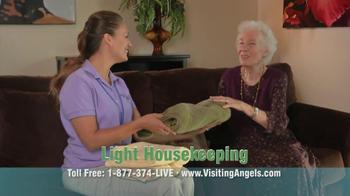Visiting Angels TV Spot - Thumbnail 5