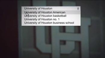 University of Houston TV Spot - Thumbnail 2