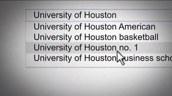 University of Houston TV Spot - Thumbnail 4