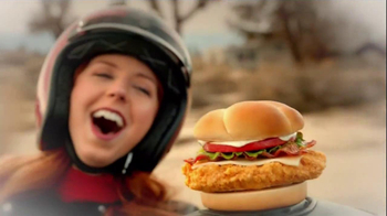 Wendy's Asiago Ranch Chicken Club TV Spot, 'Wish Upon a Sandwich'