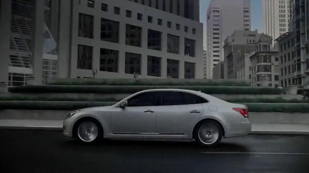 2014 Hyundai Equus TV Commercial, 'Unbelievable'