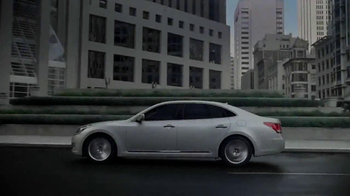2014 Hyundai Equus TV Spot, 'Unbelievable' - 120 commercial airings