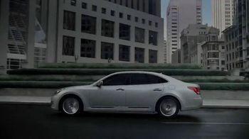 2014 Hyundai Equus TV Spot, 'Unbelievable' - 120 commercial airings