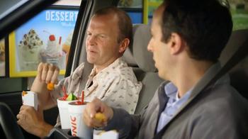 Sonic Drive-In Jumbo Popcorn Chicken TV Spot, 'Spice Pack' - Thumbnail 4