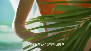 South Beach Diet Snack Bars TV Spot, 'Don't Hide It' - Thumbnail 3