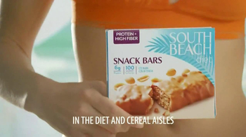 South Beach Diet Snack Bars TV Spot, 'Don't Hide It' - Thumbnail 4