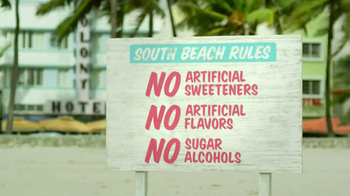 South Beach Diet Snack Bars TV Spot, 'Don't Hide It' - Thumbnail 8