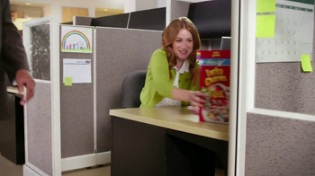 Lucky Charms TV Spot, 'Office' - Thumbnail 2
