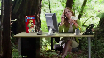 Lucky Charms TV Spot, 'Office' - Thumbnail 8