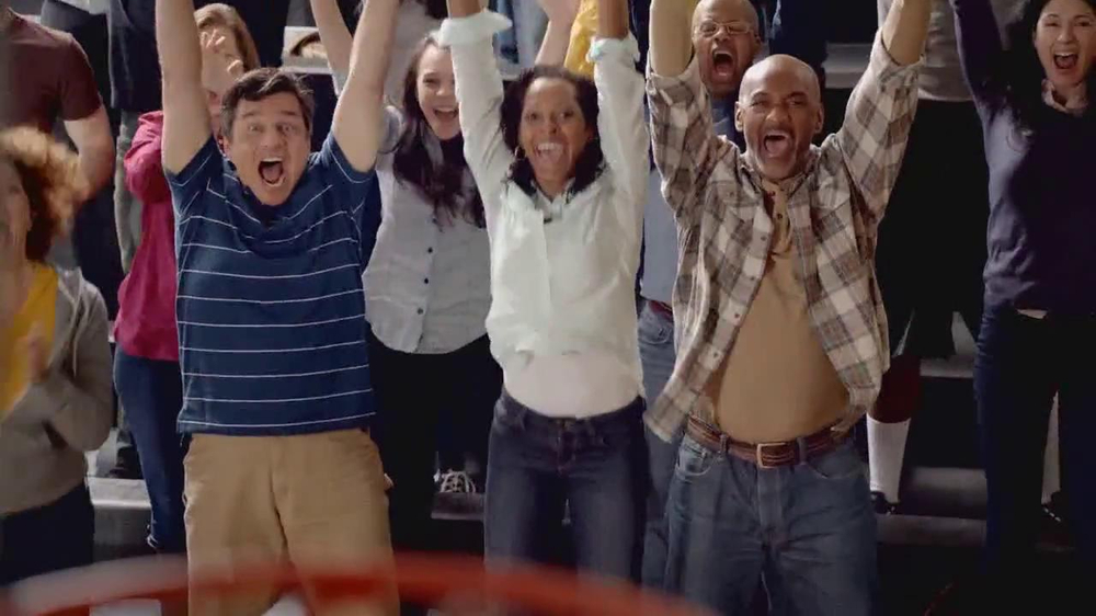 Aspercreme TV Commercial, 'Basketball Game'