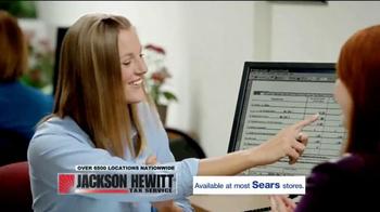 Jackson Hewitt TV Spot, 'Hairstylist' - Thumbnail 10